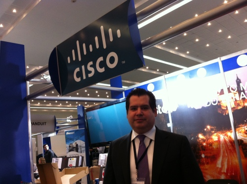 Oscar Gutiérrez, Cisco
